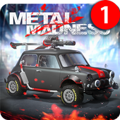 METAL MADNESS PvP Online Shooter Arena 3D Action