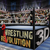 Wrestling Revolution 3D_v1.640 APK Download 2