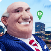 Landlord Tycoon Money Investing Idle with GPS