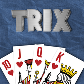 Trix No1 Playing Cards Game in the Middle East
