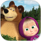 Masha and the Bear Educational Games