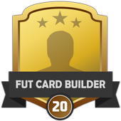 FUT Card Builder 20