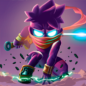 Ninja Dash Run - New Games 2019