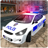 Real Police Car Driving Simulator 3D