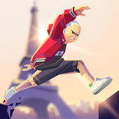 Smashing Rush Parkour Action Run Game