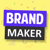 Brand Maker Logo Graphic Design Poster Maker