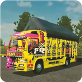 Mod Truck Canter Indonesia New