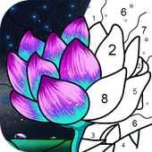 Paint By Number Free Coloring Book Puzzle Game
