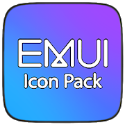 EMUI CARBON - ICON PACK