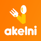 Akelni Food Delivery