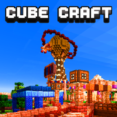 The Cube Craft Adventure Games